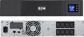 Eaton 5SC 1500VA Rack, USB/seriell (5SC1500IR)