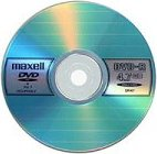 Maxell DVD-R 4.7GB, sztuk 25 -- via Amazon Partnerprogramm