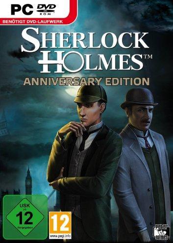 Sherlock Holmes - Anniversary Edition (deutsch) (PC) -- via Amazon Partnerprogramm