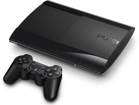 Sony PlayStation 3 Super Slim - 500GB PlayStation Move & Sports Champions 2 Bundle schwarz