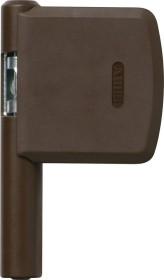 ABUS FAS101 B EK brown, hinge side protection (24487)