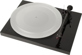 Pro-Ject Debut carbon RecordMaster HiRes black