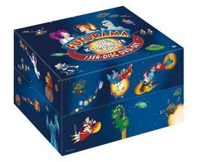 Futurama Box (Season 1-4)