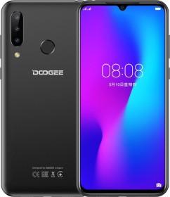 Doogee N20 schwarz