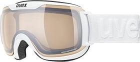 UVEX Downhill 2000 S V white mat/mirror silver-variomatic clear (S5504481030)