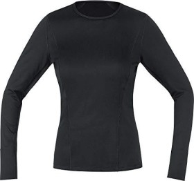Gore Wear Base Layer Shirt langarm schwarz (Damen) (100015-9900)