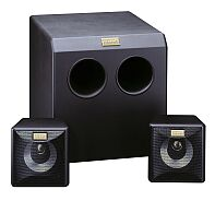 quadral Trianon 181, 1x Subwoofer 80W, 2x Satelliten 80W