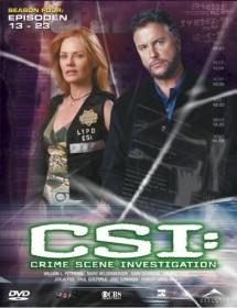 CSI Season 4.2