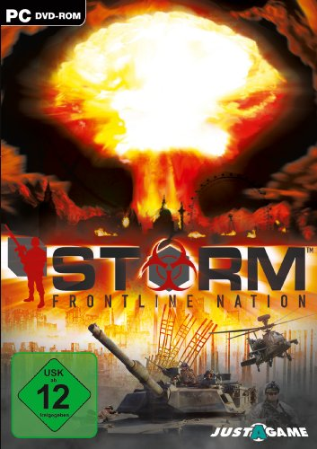 Storm - Frontline Nation (deutsch) (PC) -- via Amazon Partnerprogramm