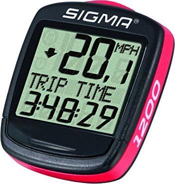 Sigma Sports BC 1200 -- via Amazon Partnerprogramm