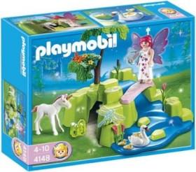 playmobil Princess - KompaktSet Feengärtchen (4148)