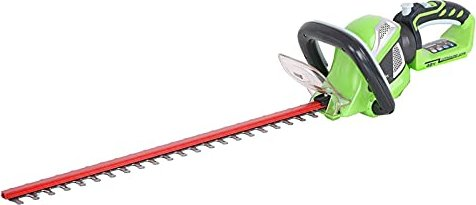 Greenworks Tools GMAX40V cordless hedge trimmer solo (22637T)