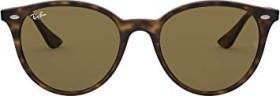 Ray-Ban RB4305 53mm tortoise/dark brown classic (RB4305-710/73)
