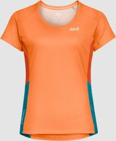 Jack Wolfskin Narrows Sky Shirt kurzarm paradise orange (Damen) (1807591-3047)