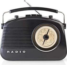 Nedis RDFM5000 schwarz