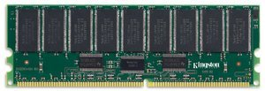 Kingston ValueRAM DIMM 1GB, DDR-400, CL3, reg ECC (KVR400X72RC3A/1G)