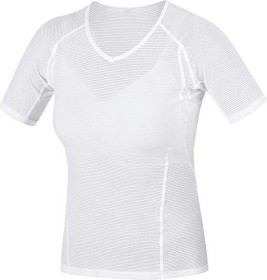 Gore Wear Base Layer Shirt kurzarm weiß (Damen) (100014-0100)