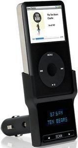 "Gear4 CarDock FM ""Follow Me"" FM transmitter for iPod and iPhone (PG361) -- www.gear4.com"