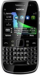 Nokia E6 with branding