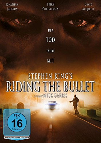 Stephen Kings's Riding The Bullet -- via Amazon Partnerprogramm