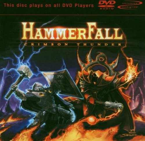 Hammerfall - Crimson Thunder -- via Amazon Partnerprogramm
