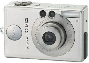 Canon cyfrowy Ixus V² (7647A001)