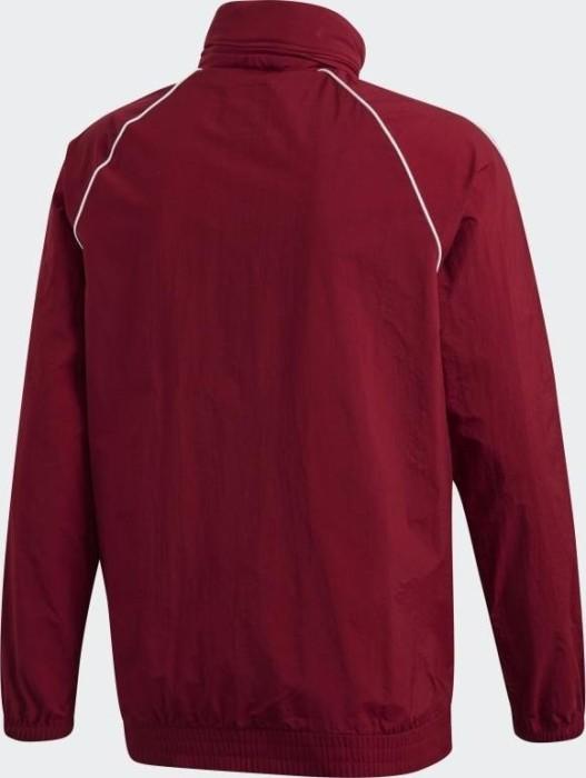 adidas SST Windbreaker Jacke collegiate burgundy (Herren) (DH5840) ab € 41,97