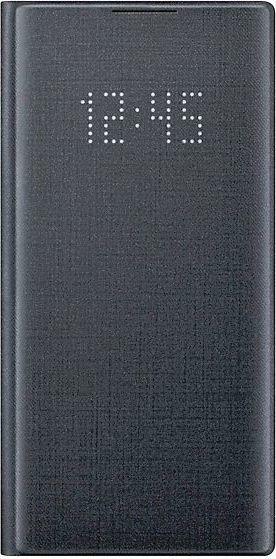 Samsung LED View Cover für Galaxy Note 10 schwarz (EF-NN970PBEGWW)