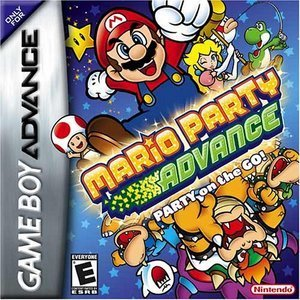 Mario Party Advance (GBA)