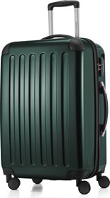 Hauptstadtkoffer Alex Spinner erweiterbar 65cm waldgrün glänzend (82782038)