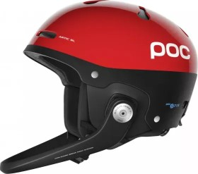 POC Artic SL SPIN Helm prismane red (10497-1118)