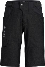 VauDe Tremalzo Shorts III Fahrradhose kurz schwarz (Herren) (41929-010)