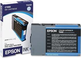 Epson Tinte T5432 cyan (C13T543200)