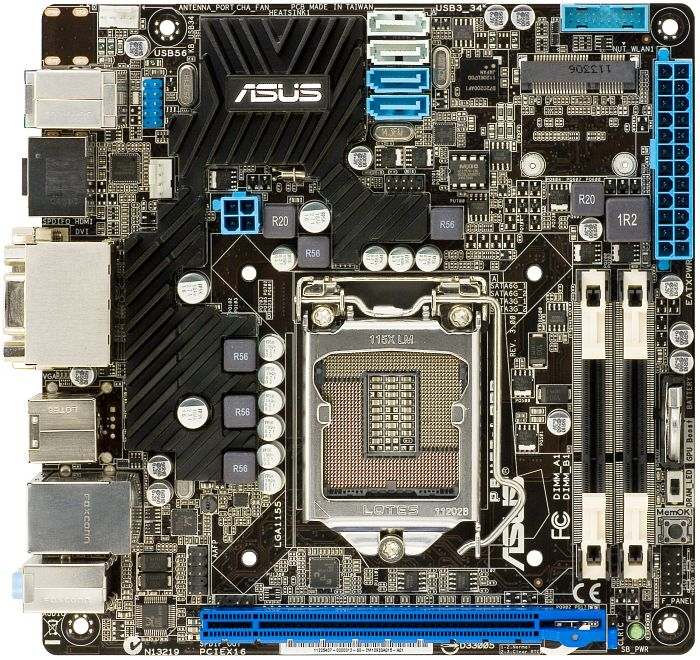 ASUS P8H67-I TREIBER WINDOWS 7