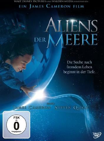 Aliens der Meere -- via Amazon Partnerprogramm