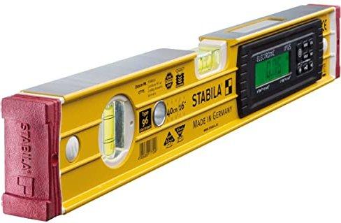 Laser Entfernungsmesser Und Wasserwaage : Stabila electronic ip wasserwaage cm ab u ac