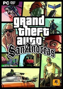 Grand Theft Auto - San Andreas (deutsch) (PC)