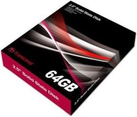 """Transcend SSD 2.5"""" 64GB, SATA (TS64GSSD25S-S)"""