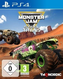 Monster Jam: Steel Titans - Collector's Edition (PS4)