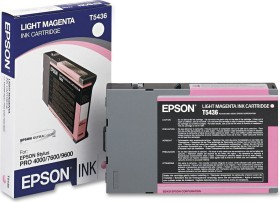 Epson Tinte T5436 magenta hell (C13T543600)