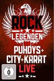 Rock Legenden Puhdys + City + Karat live