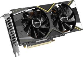 ASRock Radeon RX 5600 XT Challenger D 6G OC, RX5600XT CLD 6GO, 6GB GDDR6, HDMI, 3x DP (90-GA1XZZ-00UANF)