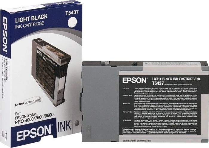 Epson T5437 Ink black light (C13T543700)