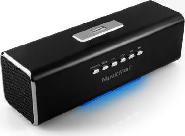 Technaxx MusicMan MA Soundstation schwarz -- via Amazon Partnerprogramm