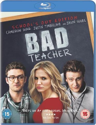 Bad Teacher (Blu-ray) (UK) -- via Amazon Partnerprogramm