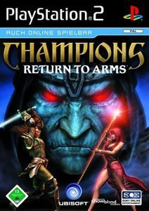 Champions of Norrath: Return to Arms (deutsch) (PS2)