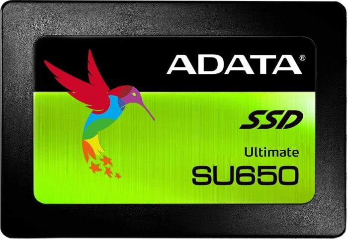 ADATA Ultimate SU650 480GB, SATA (ASU650SS-480GT-C/ASU650SS-480GT-R)