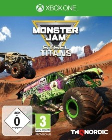 Monster Jam: Steel Titans - Collector's Edition (Xbox One)