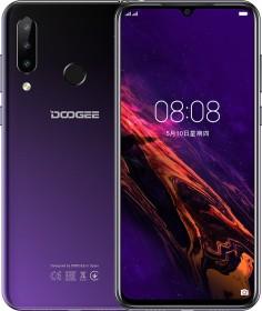 Doogee N20 violett