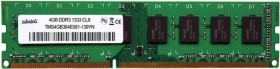 takeMS DIMM 4GB, DDR3-1333, CL8-8-8-24 (TMS4GB364F081-139)